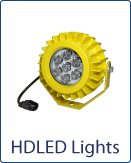 Heavy Duty LED Dock Light